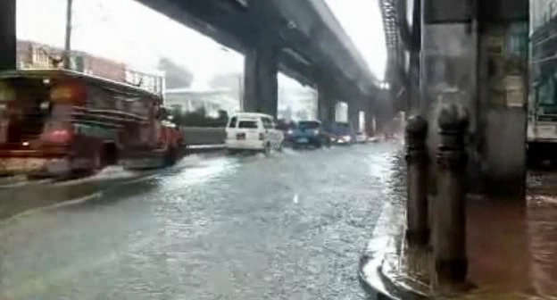 High Flood Manila